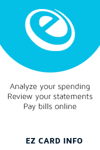 Analyze your spending, review statements, and pay bills online